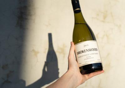Brokenwood Forest Edge Vineyard Chardonnay, Orange NSW 2019
