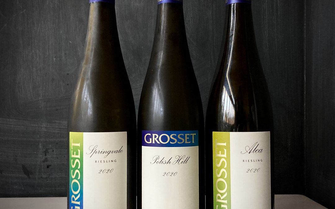 Grosset 2020 Rieslings