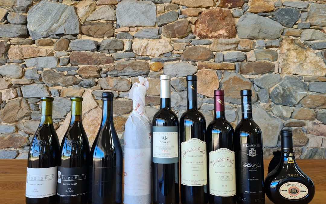 Barossa Wine Auction 2021