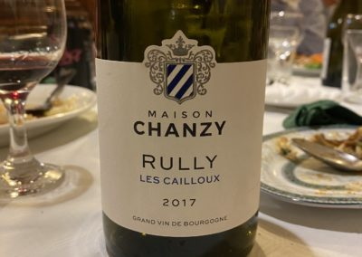 Maison Chanzy Rully 'Les Cailloux' 2017