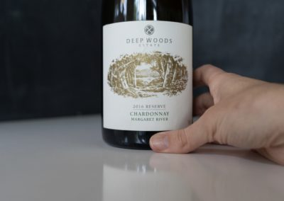 Deep Woods Res Chardonnay 2016